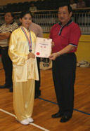 Coach Jane Taichi Competition Award