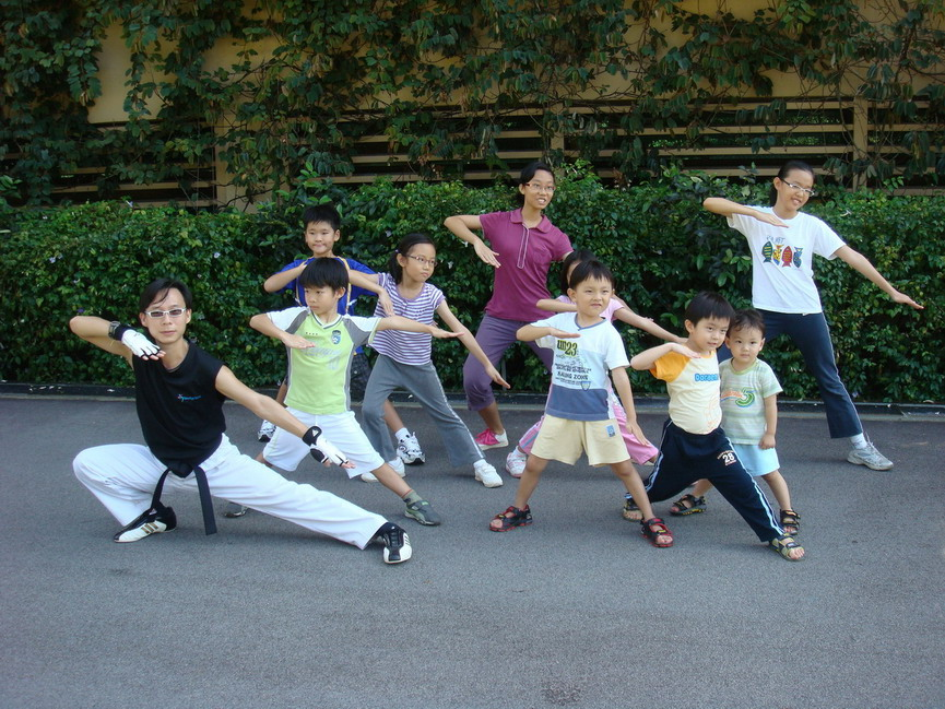 Tai Chi classes for private and corporate organisation